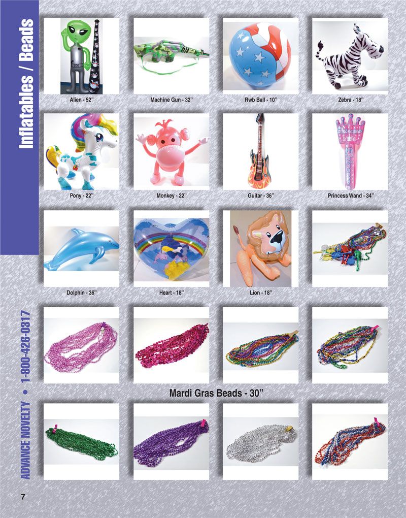 Catalog, Page 7